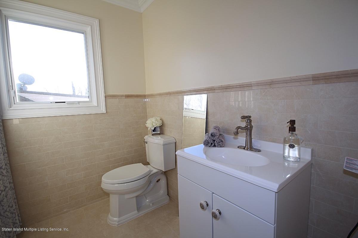 Two Family - Detached 249 Edgegrove Avenue  Staten Island, NY 10312, MLS-1126134-24