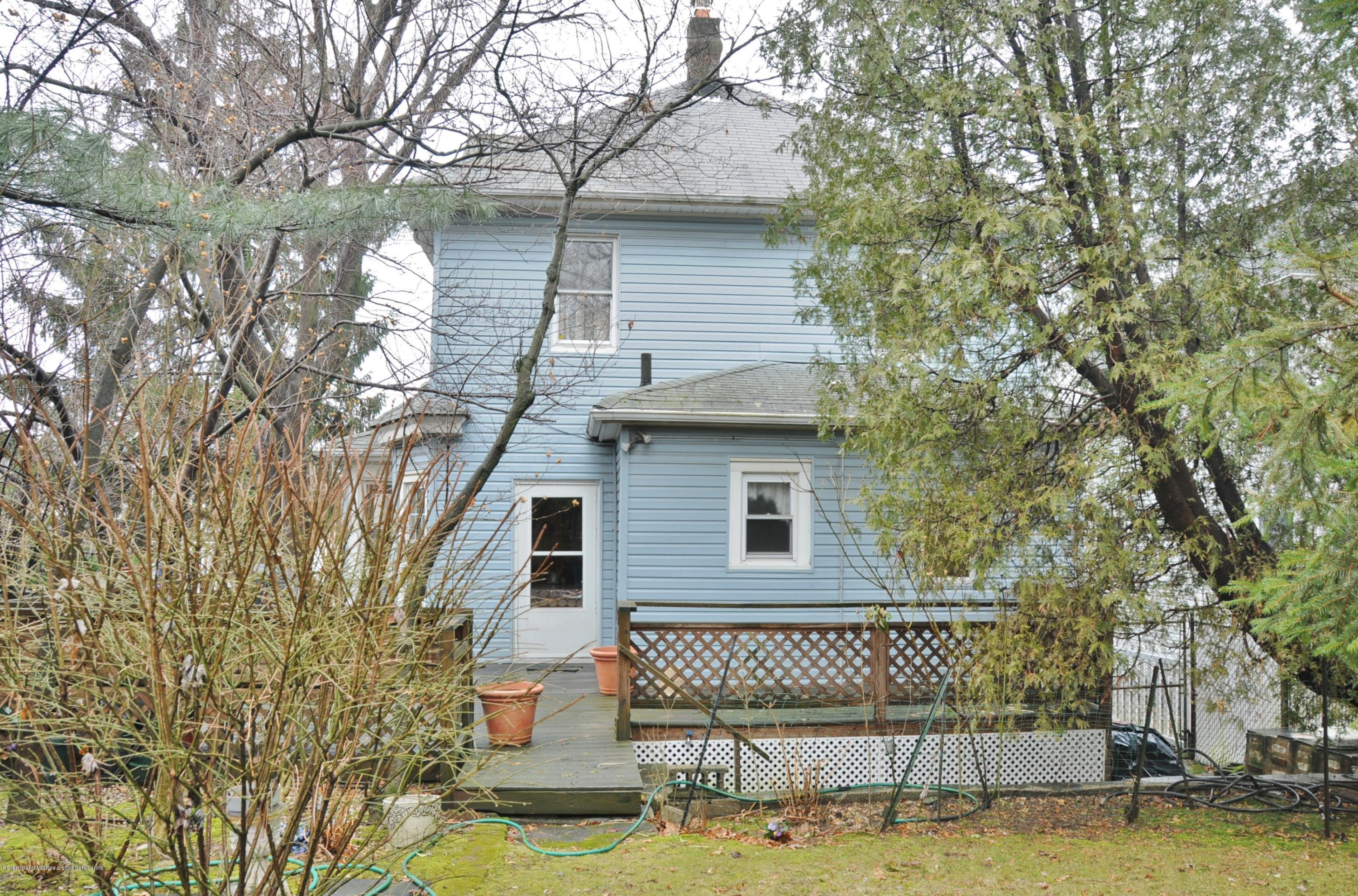 Single Family - Detached 383 Livermore Avenue  Staten Island, NY 10314, MLS-1126135-31