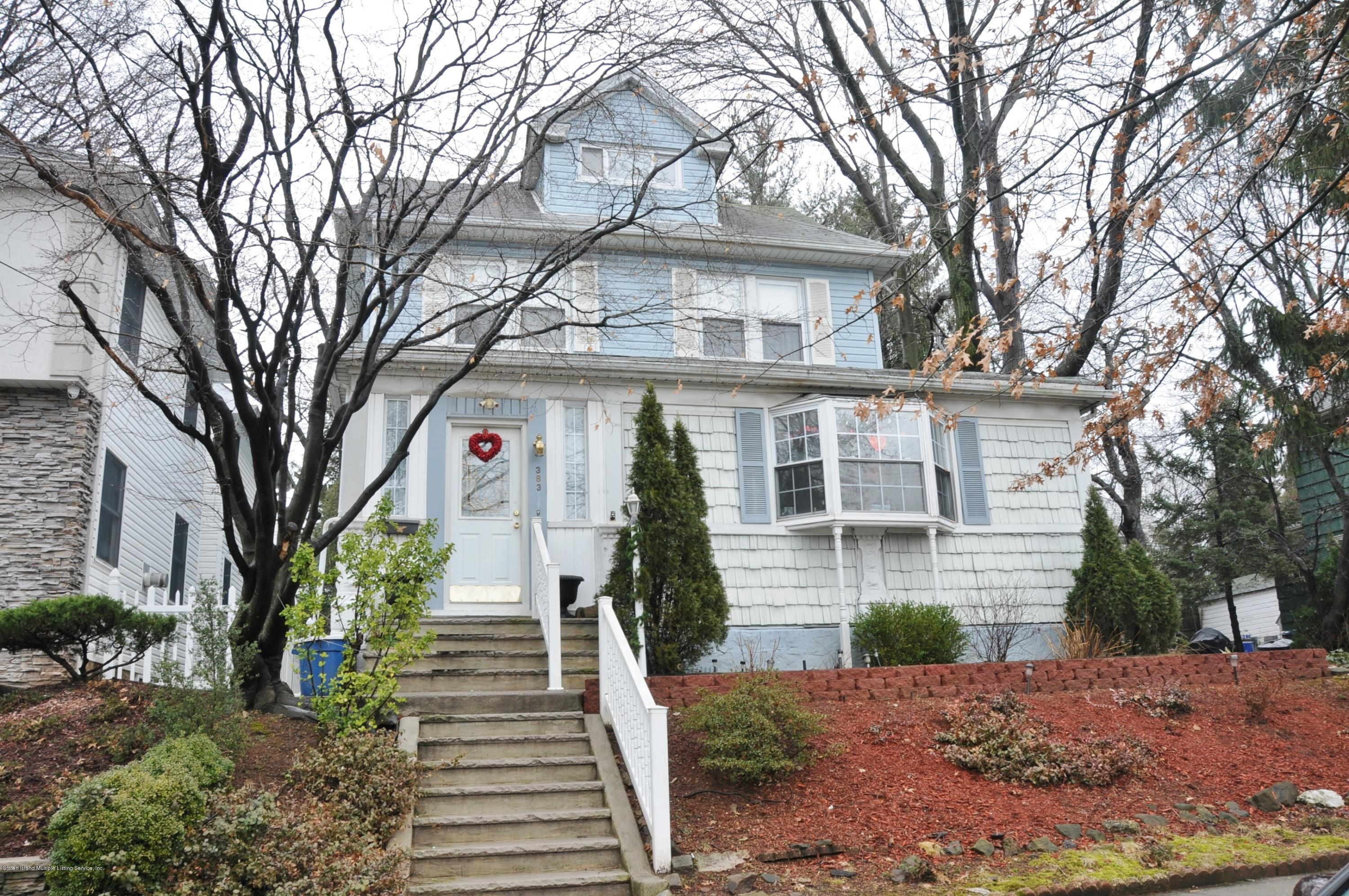Single Family - Detached in Westerleigh - 383 Livermore Avenue  Staten Island, NY 10314