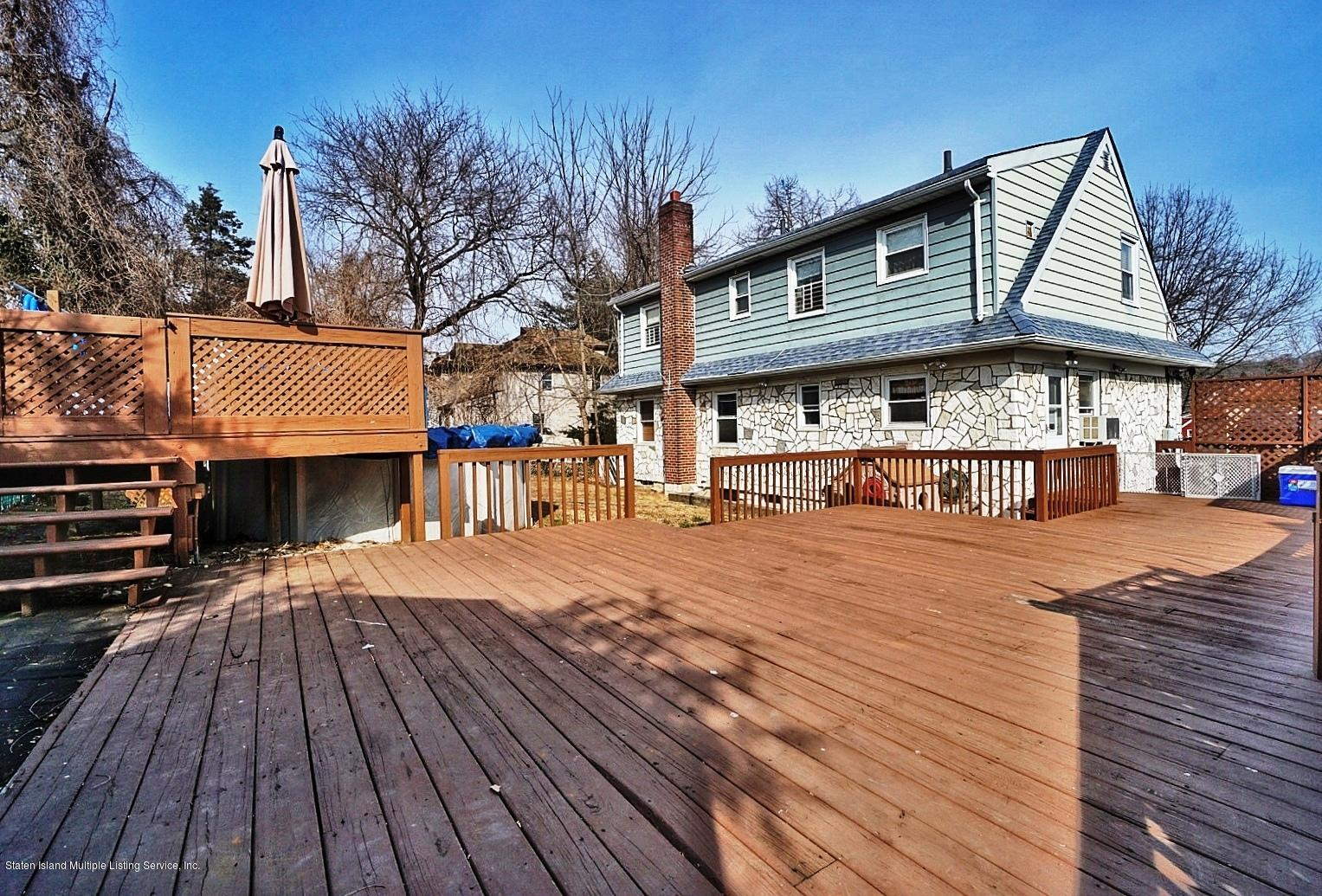 Two Family - Detached 36 Labau Avenue  Staten Island, NY 10301, MLS-1126079-29