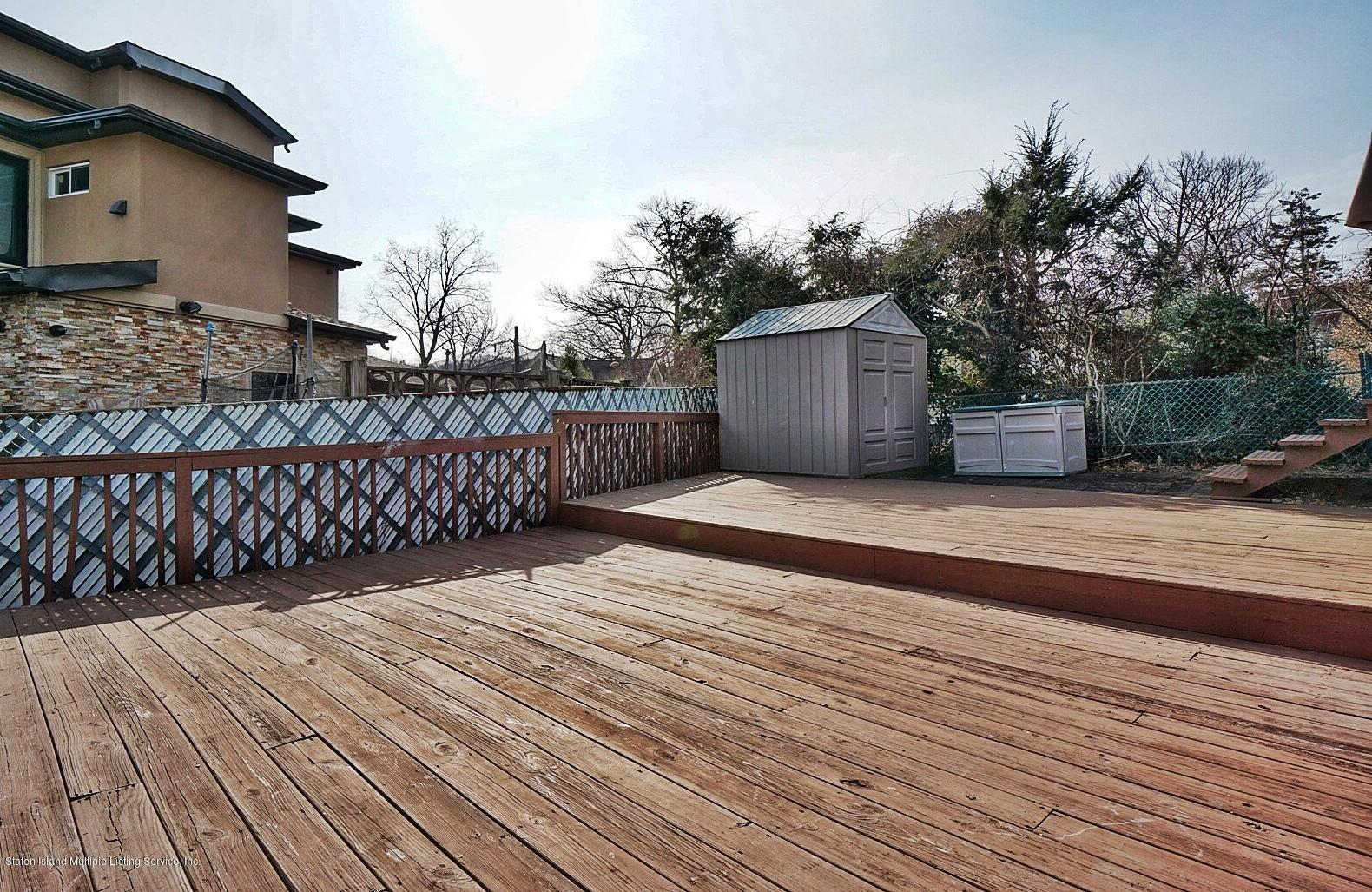 Two Family - Detached 36 Labau Avenue  Staten Island, NY 10301, MLS-1126079-31
