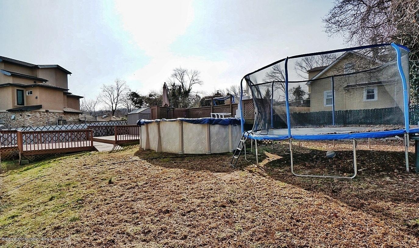 Two Family - Detached 36 Labau Avenue  Staten Island, NY 10301, MLS-1126079-32