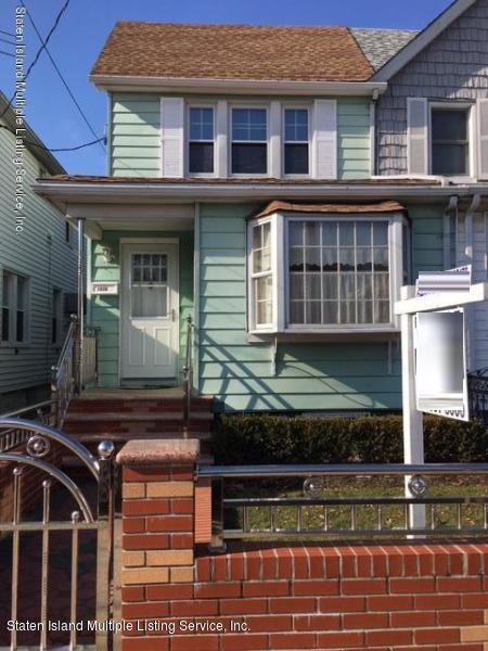 Single Family - Semi-Attached 1520 54th Street  Brooklyn, NY 11234, MLS-1125798-2