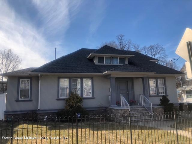 Single Family - Detached 128 Pelton Avenue  Staten Island, NY 10310, MLS-1124023-51