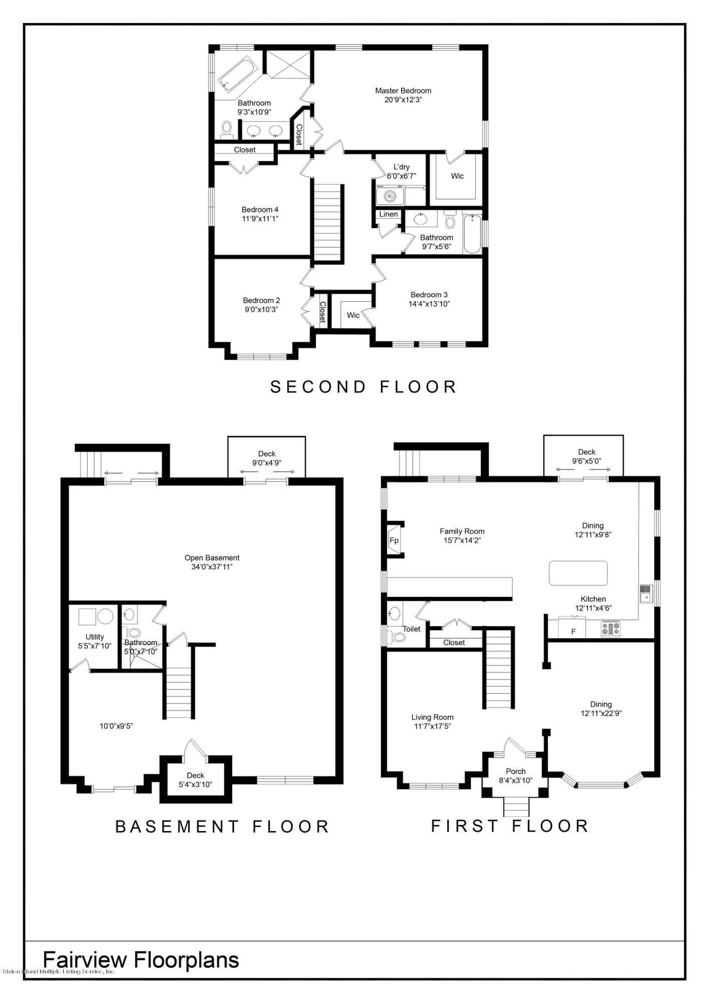 Single Family - Detached 170 Fairview Avenue  Staten Island, NY 10314, MLS-1126684-2