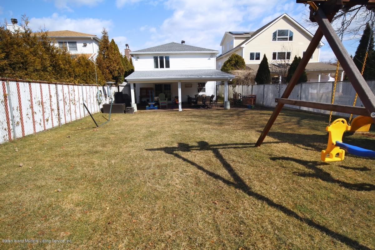 Single Family - Detached 74 Almond Street  Staten Island, NY 10312, MLS-1126762-32