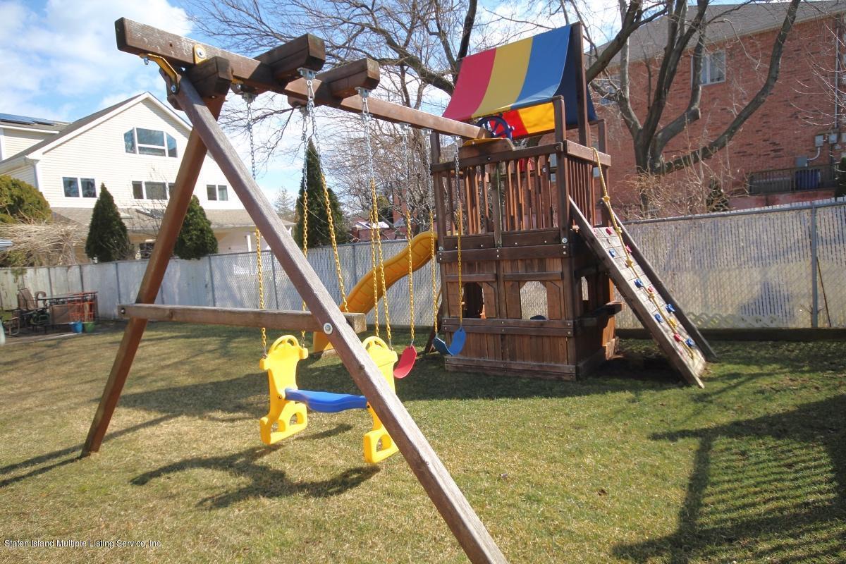 Single Family - Detached 74 Almond Street  Staten Island, NY 10312, MLS-1126762-33