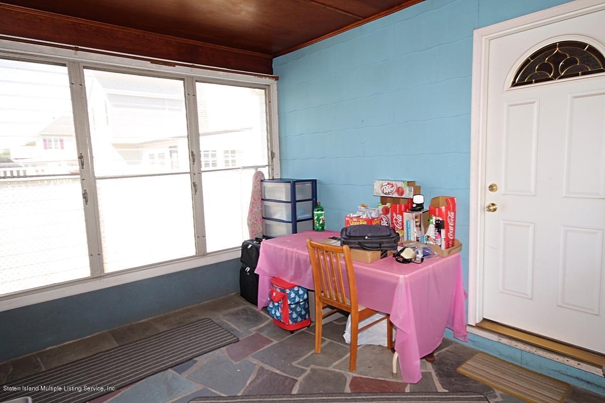 Single Family - Detached 152 Bryson Avenue  Staten Island, NY 10302, MLS-1126806-12