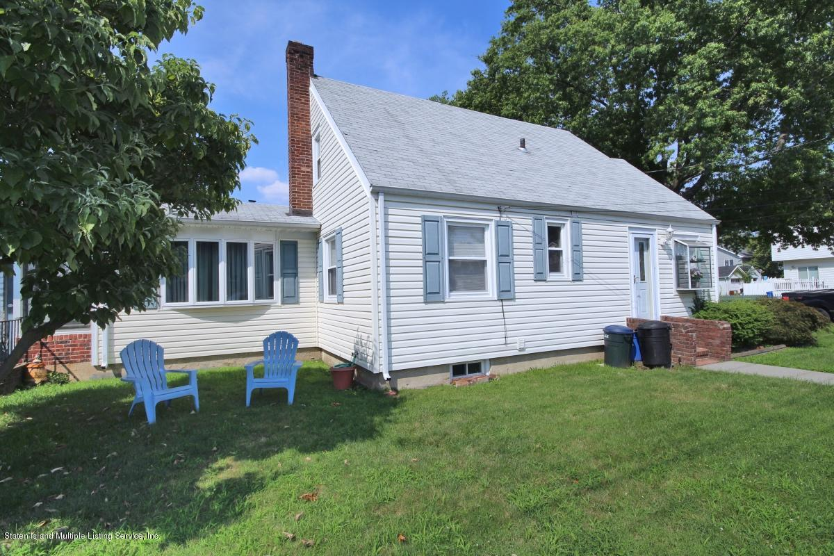 Single Family - Detached 152 Bryson Avenue  Staten Island, NY 10302, MLS-1126806-15