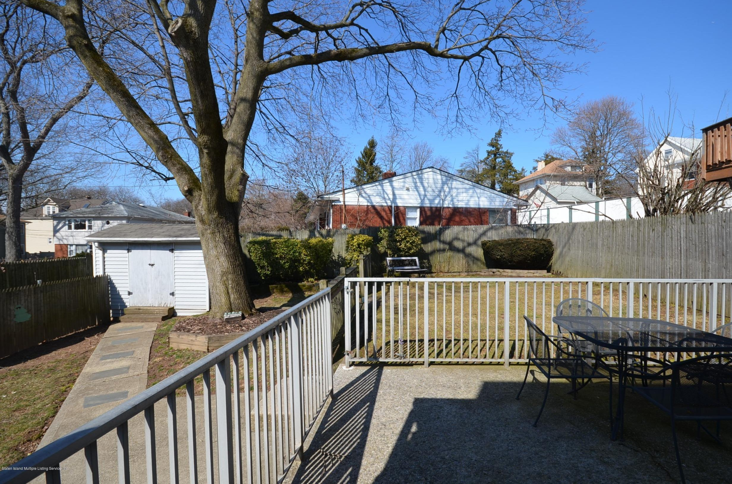 Two Family - Detached 101 Wilson Street  Staten Island, NY 10304, MLS-1126927-19