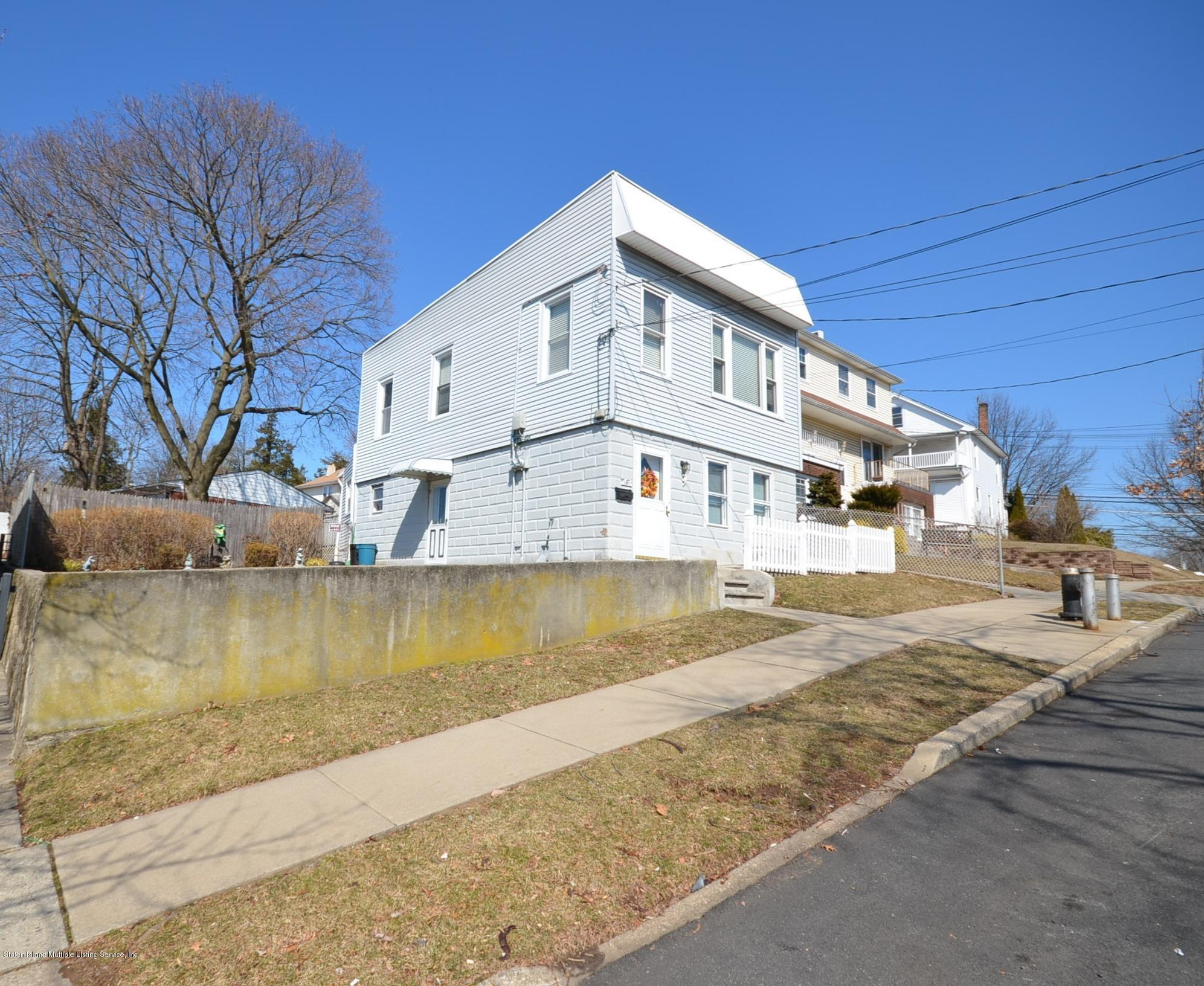 Two Family - Detached 101 Wilson Street  Staten Island, NY 10304, MLS-1126927-2