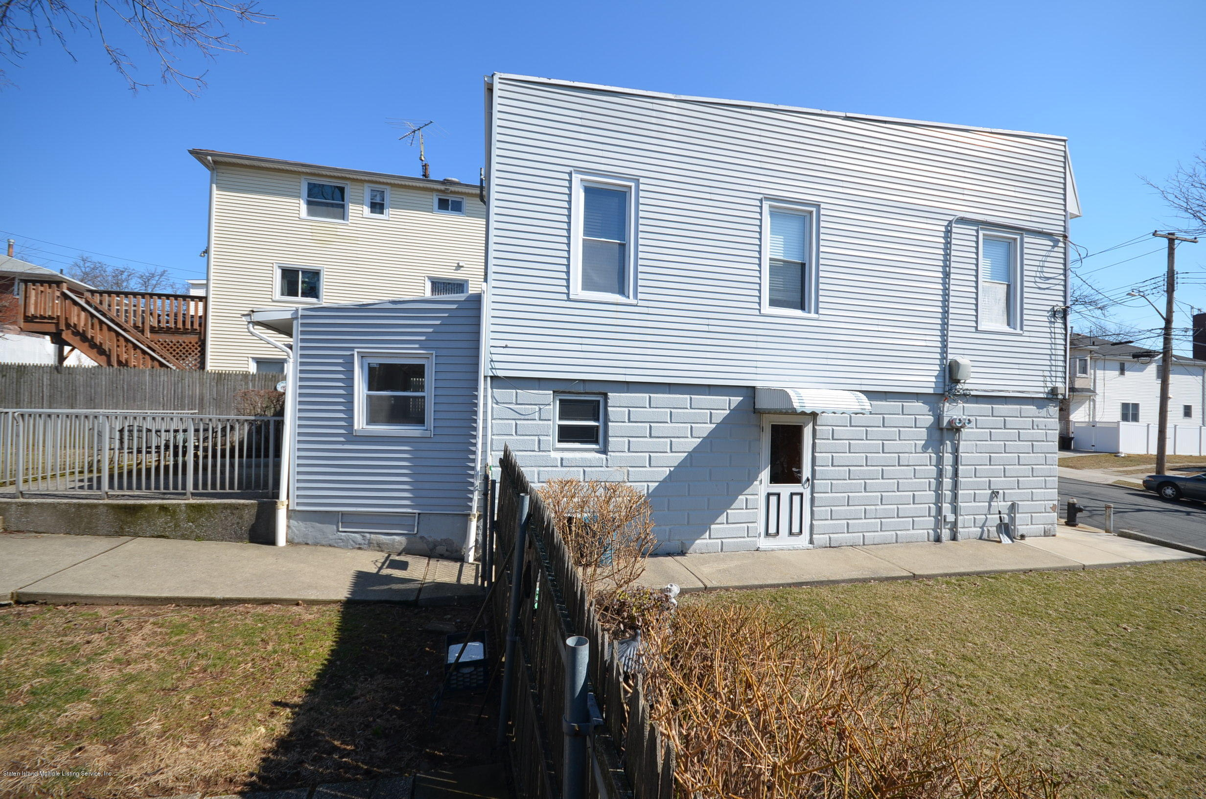 Two Family - Detached 101 Wilson Street  Staten Island, NY 10304, MLS-1126927-3