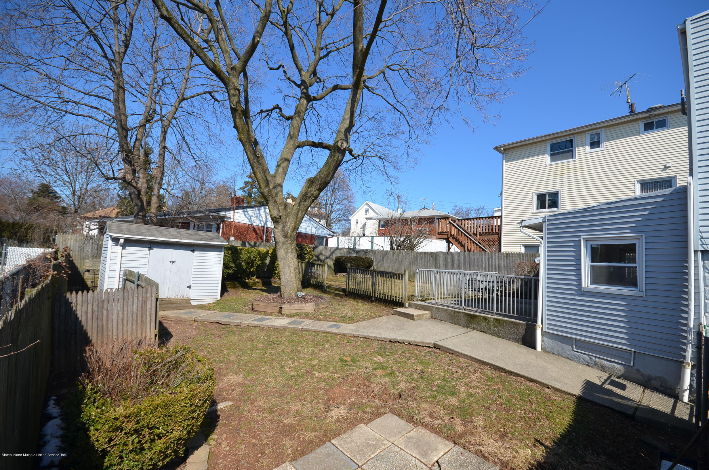 Two Family - Detached 101 Wilson Street  Staten Island, NY 10304, MLS-1126927-21