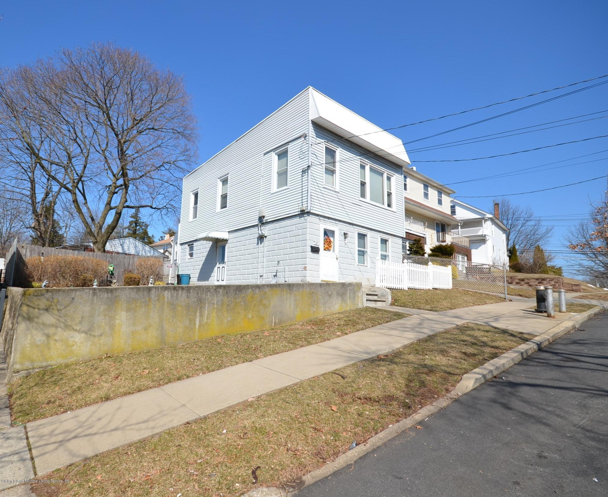 Land/Lots in Old Town - 101 Wilson Street  Staten Island, NY 10304