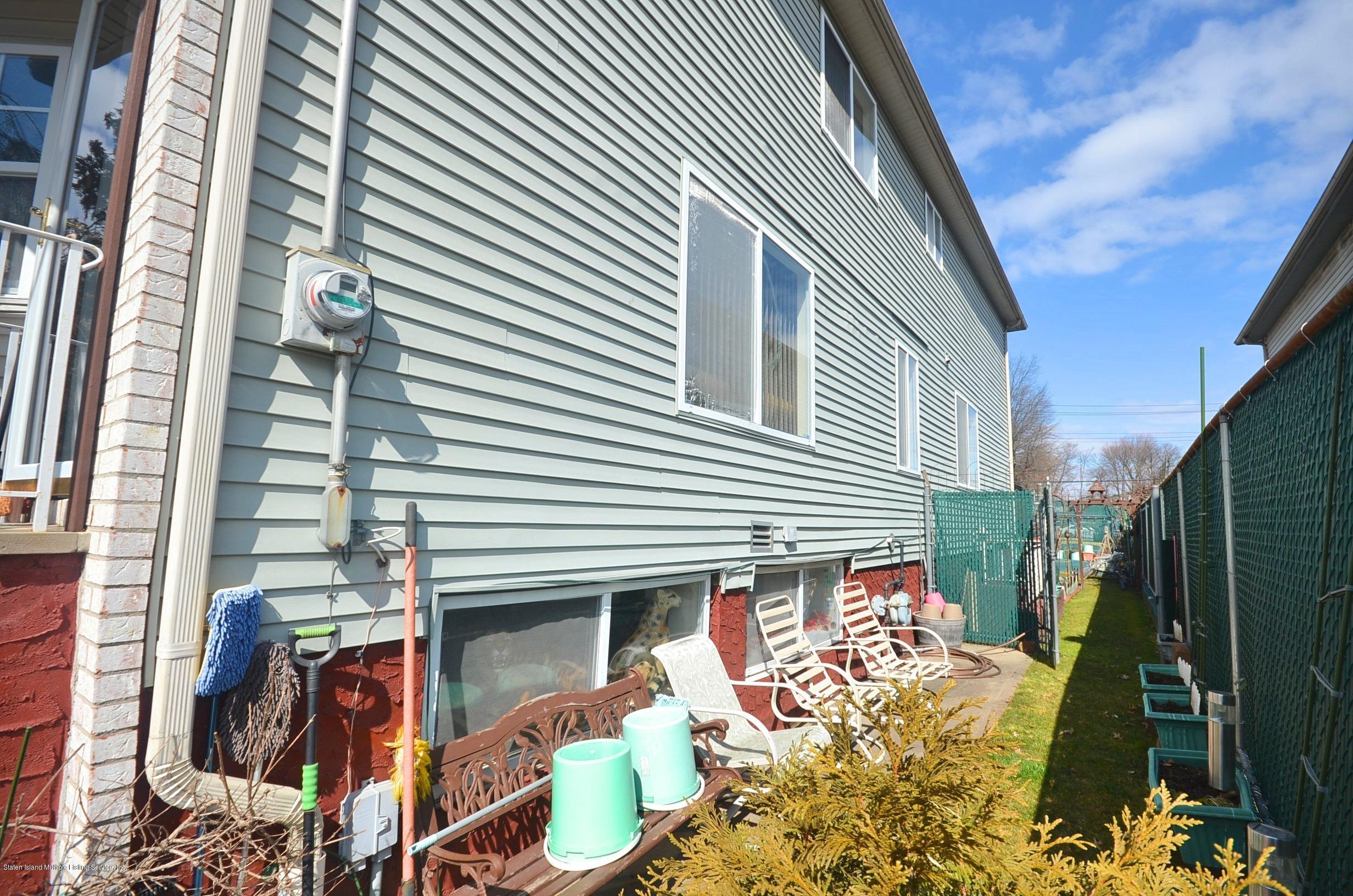Single Family - Semi-Attached 447 Hillman Avenue  Staten Island, NY 10314, MLS-1126967-20