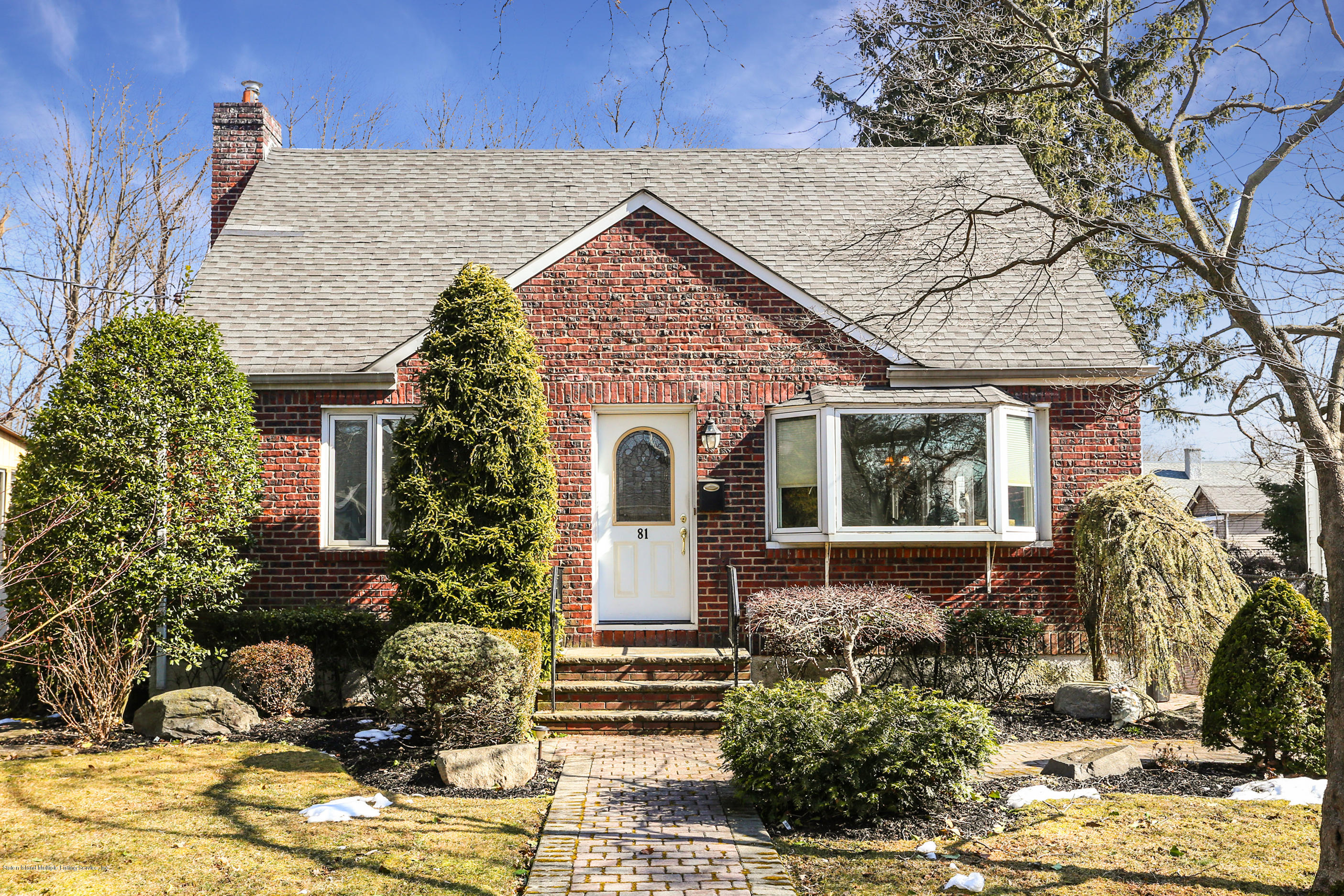 Single Family - Detached in New Dorp - 81 Allison Avenue  Staten Island, NY 10306