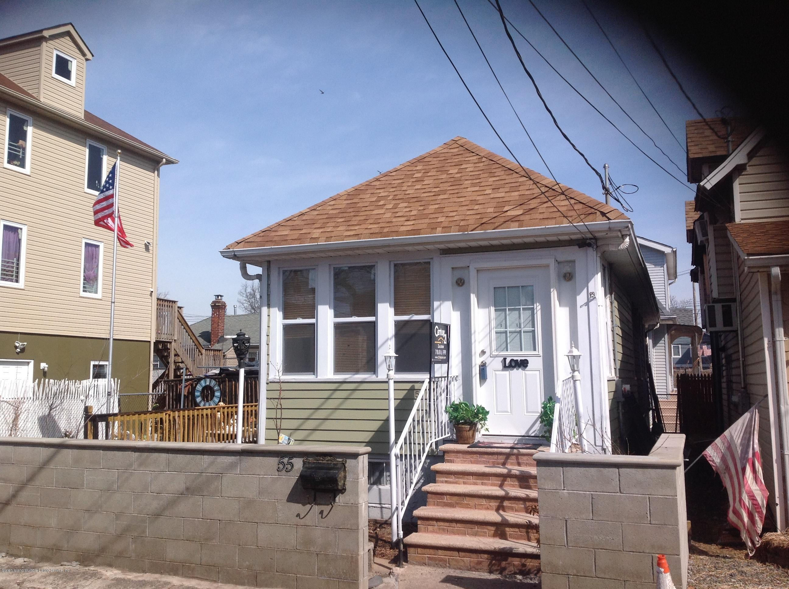 Single Family - Detached 55 Center Place  Staten Island, NY 10306, MLS-1126948-2