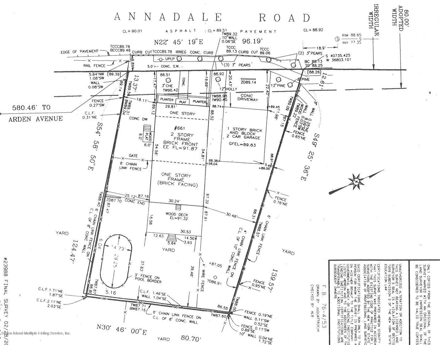661 Annadale Road,Staten Island,New York,10312,United States,Land/Lots,Annadale,1128960