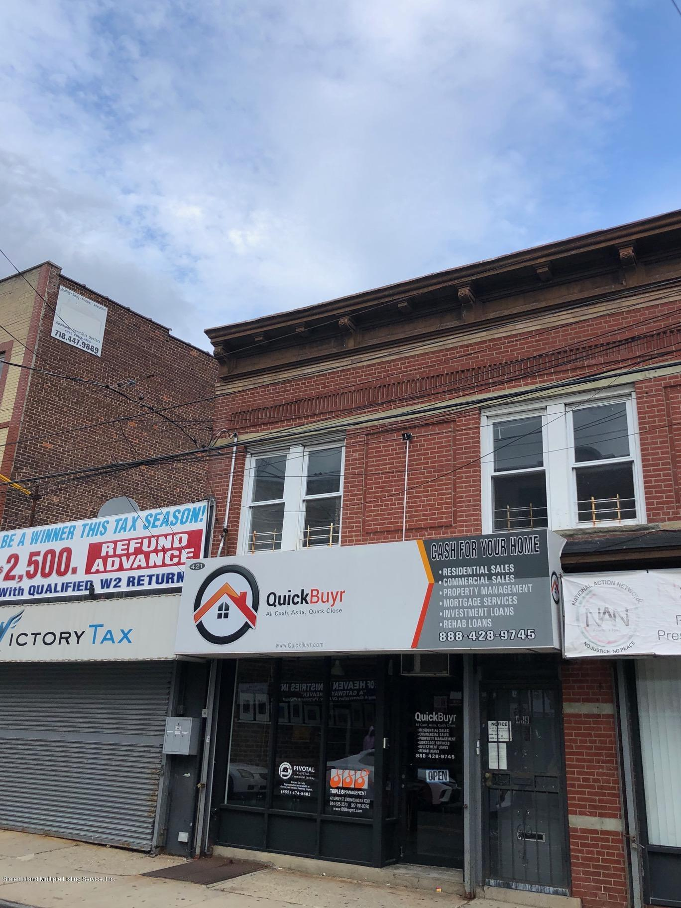 419-423 Jersey Street,Staten Island,New York,10301,United States,Commercial,Jersey,1132925