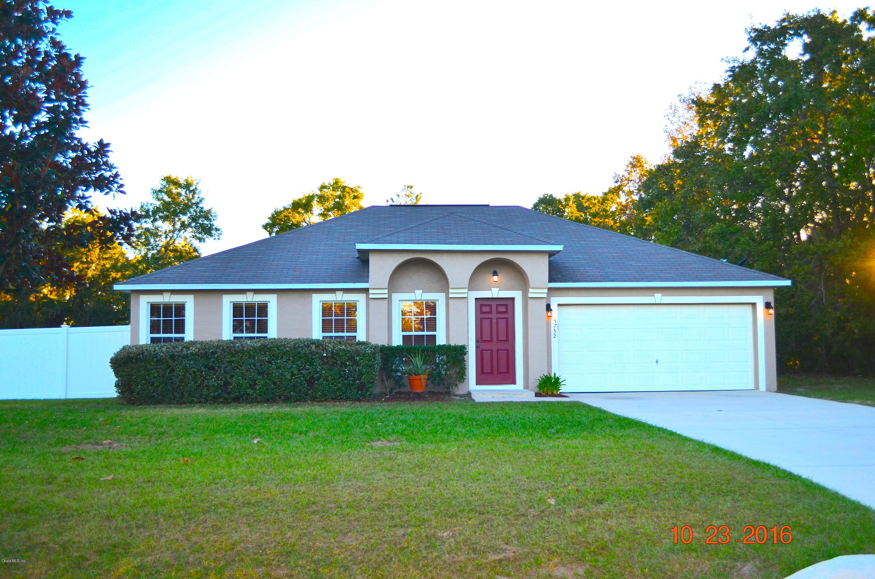5732 SW 116TH PLACE ROAD, OCALA, FL 34476