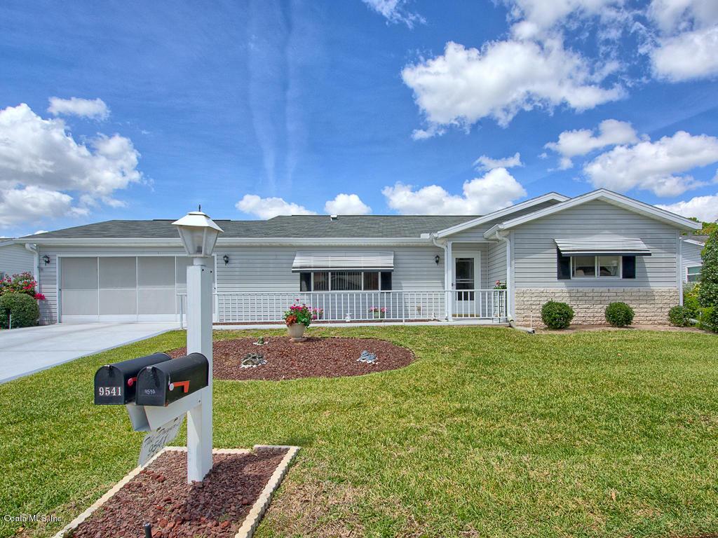 9541 SE 173RD LANE, SUMMERFIELD, FL 34491