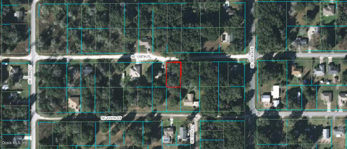 3510 SE 138TH PLACE, SUMMERFIELD, FL 34491