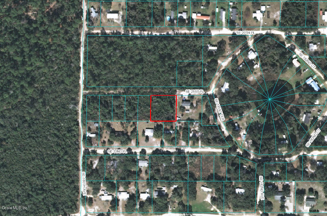 0 SE 21 PLACE, SILVER SPRINGS, FL 34488
