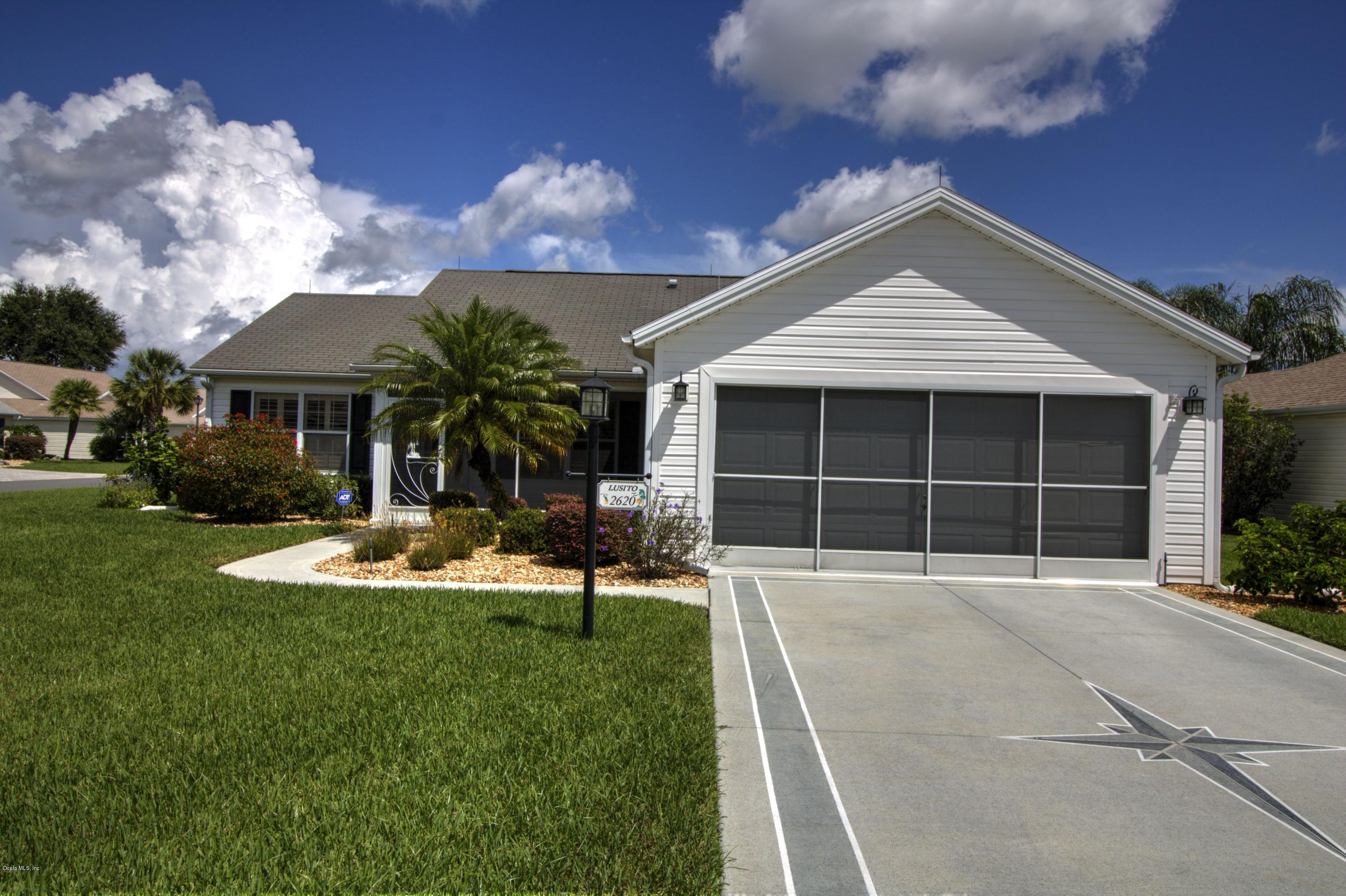 2620 CARIBE DRIVE, THE VILLAGES, FL 32162