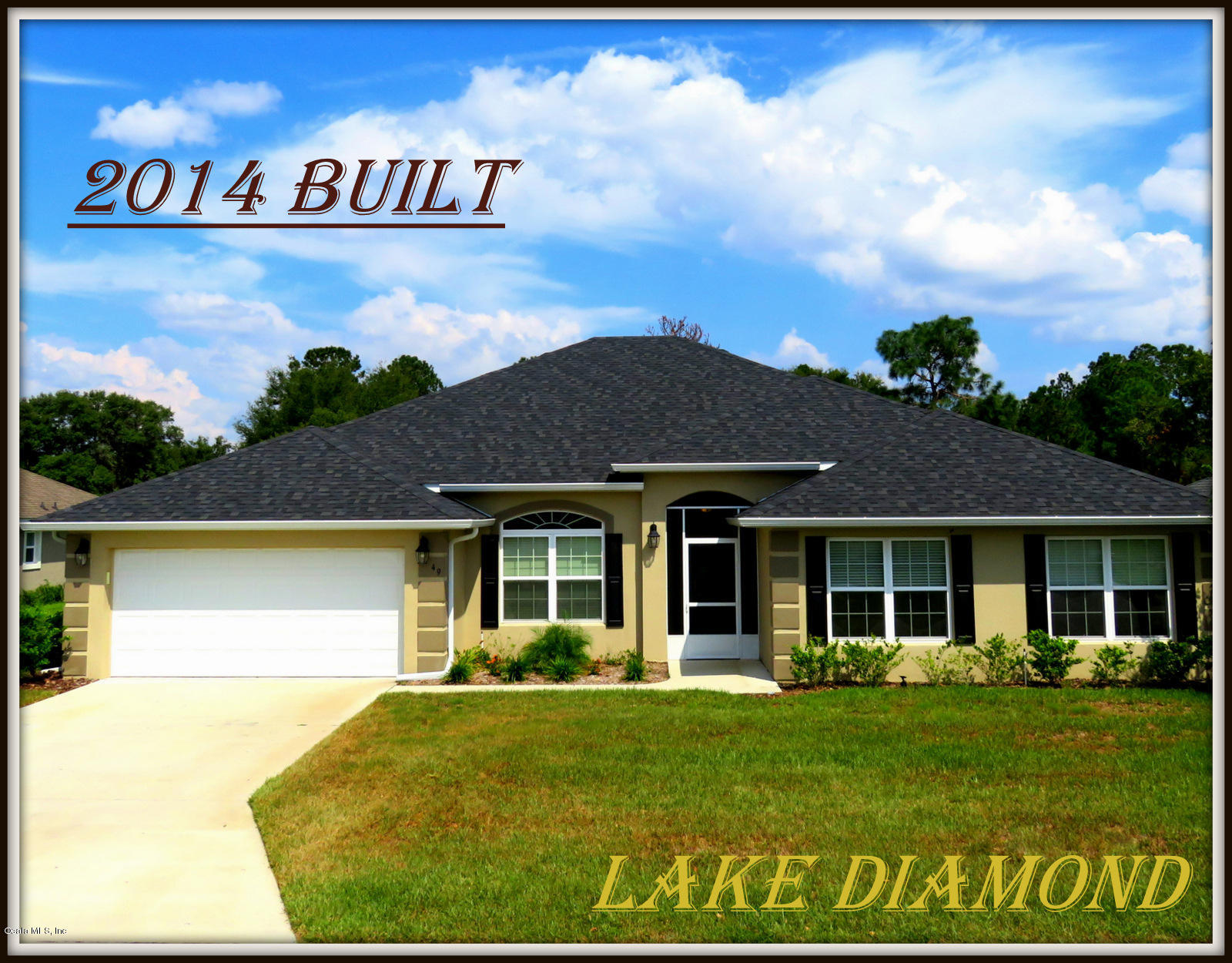 49 DIAMOND CLUB ROAD, OCALA, FL 34472