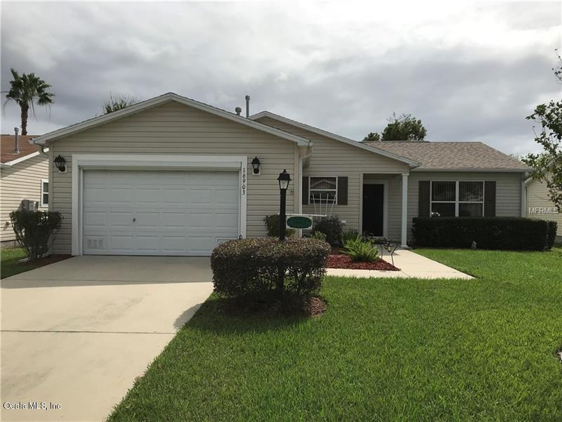 16903 SE 96TH CHAPELWOOD CIRCLE, THE VILLAGES, FL 32162