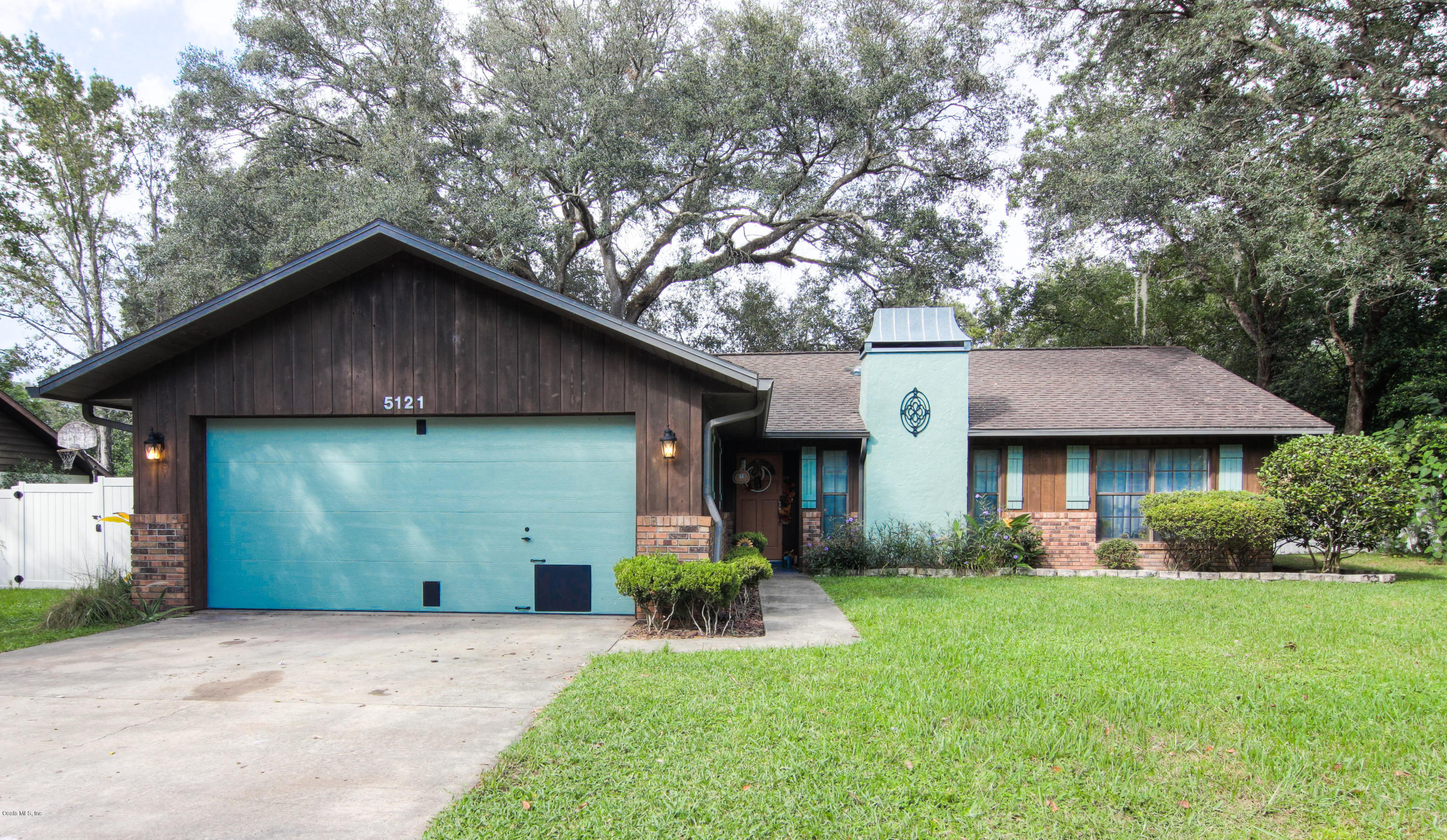 5121 NE 4TH STREET, OCALA, FL 34470