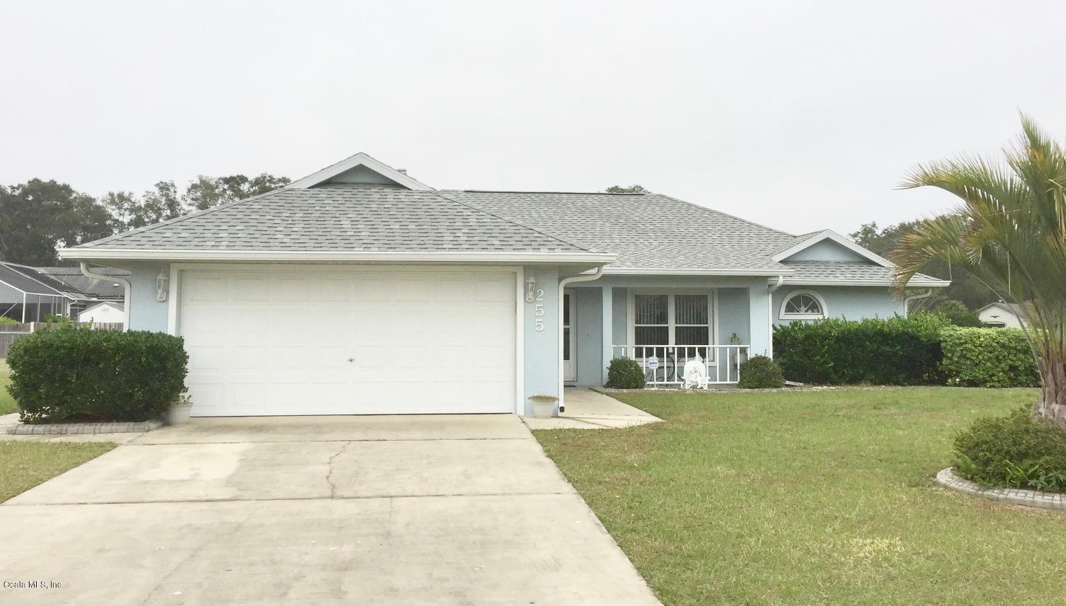255 SE 62ND TERRACE, OCALA, FL 34472