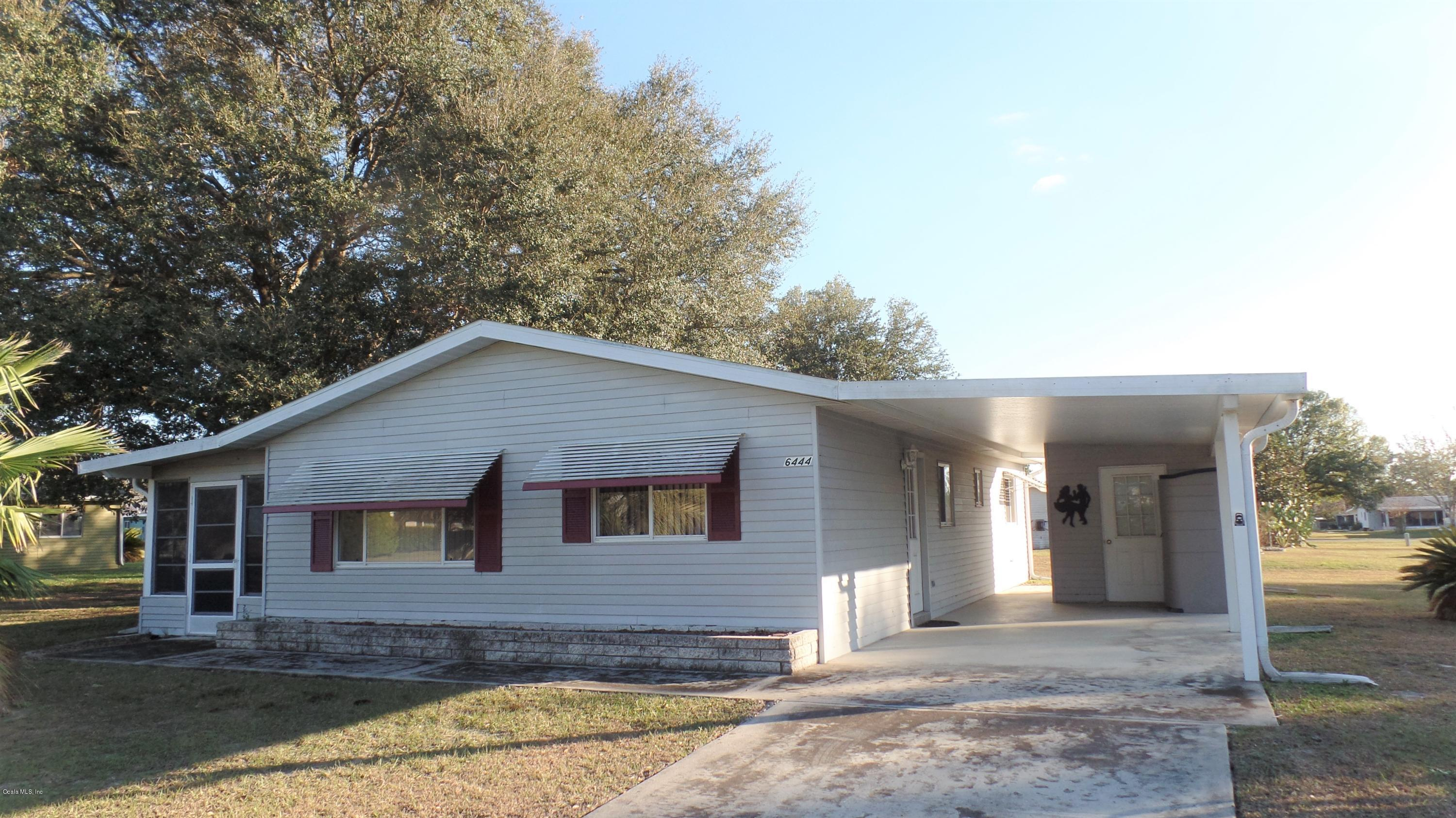 6444 SW 107TH STREET, OCALA, FL 34476