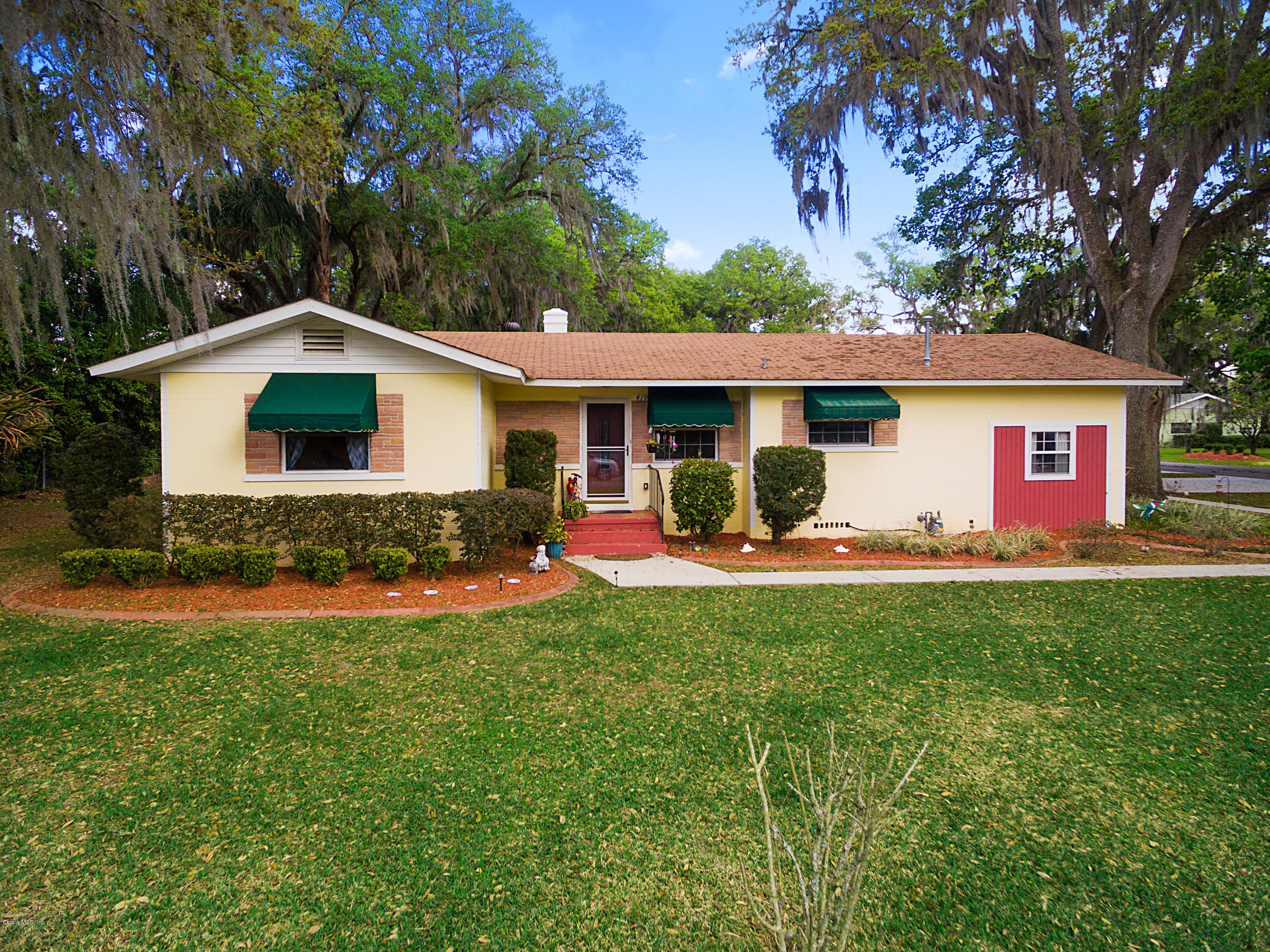 419 SE 28TH AVENUE, OCALA, FL 34471