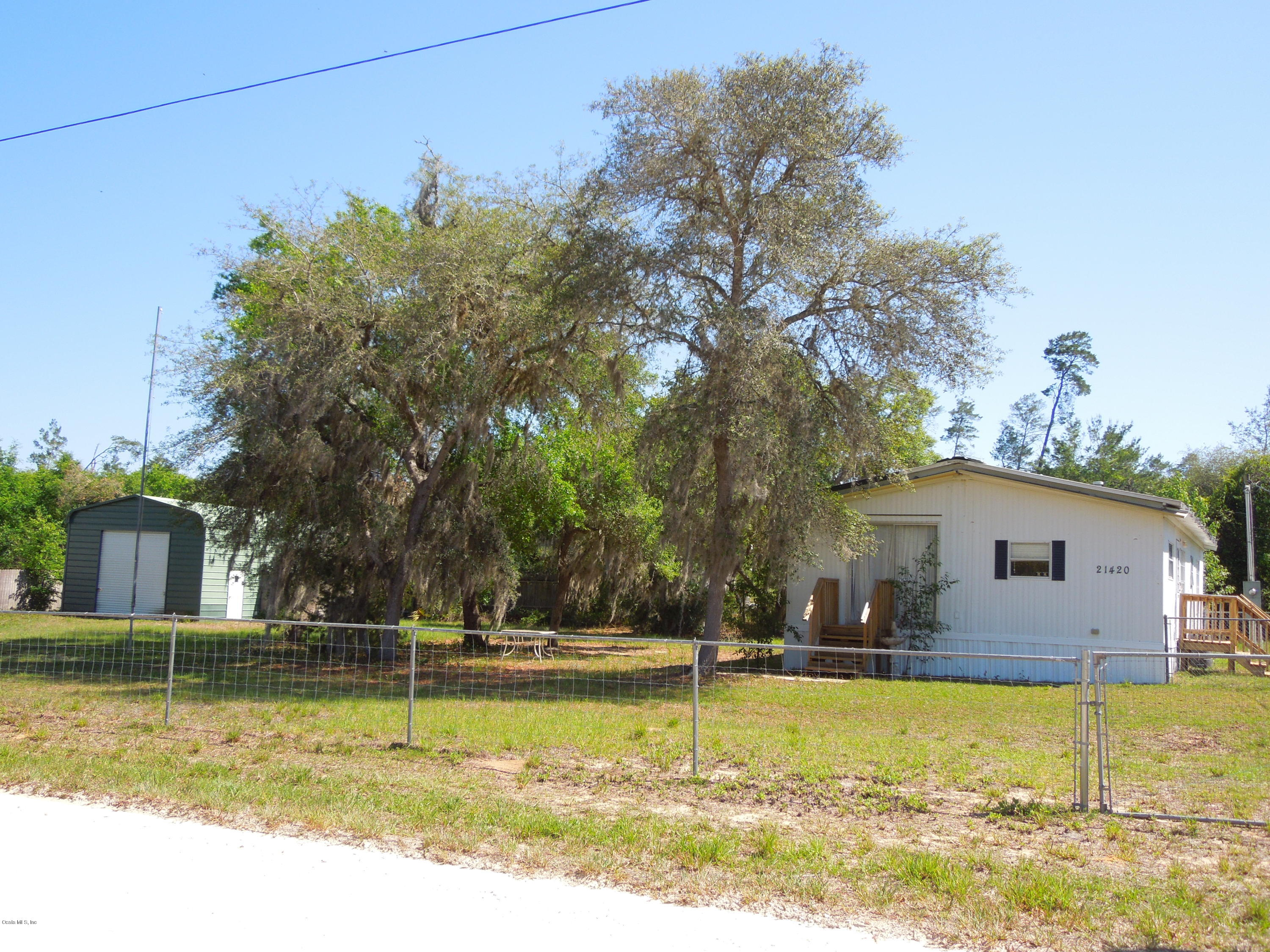 21420 NE 135 LANE, SALT SPRINGS, FL 32134