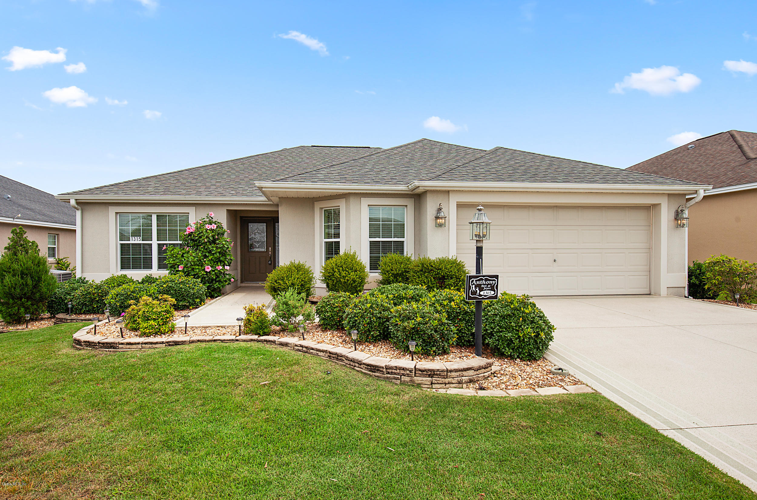 1315 LOWNDESVILLE PLACE, THE VILLAGES, FL 32162
