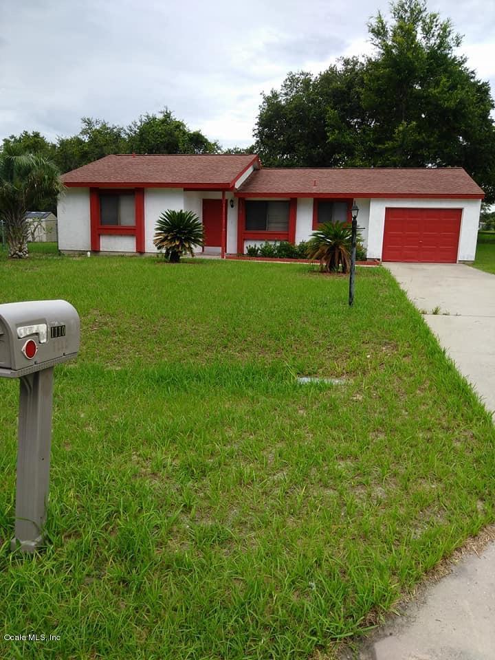 1110 SILVER ROAD, OCALA, FL 34472