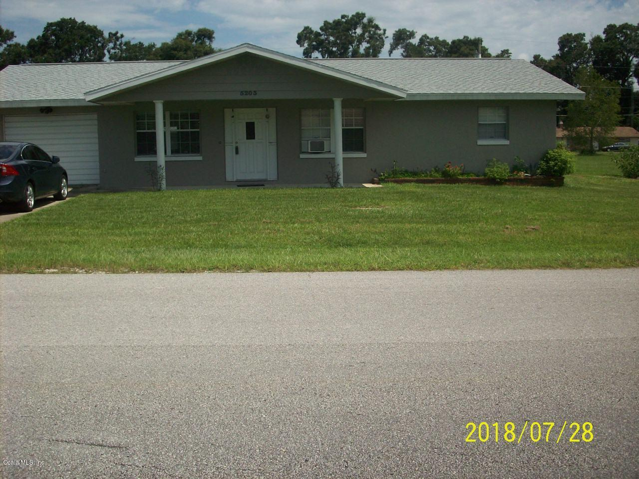 5203 SE 106TH STREET, BELLEVIEW, FL 34420