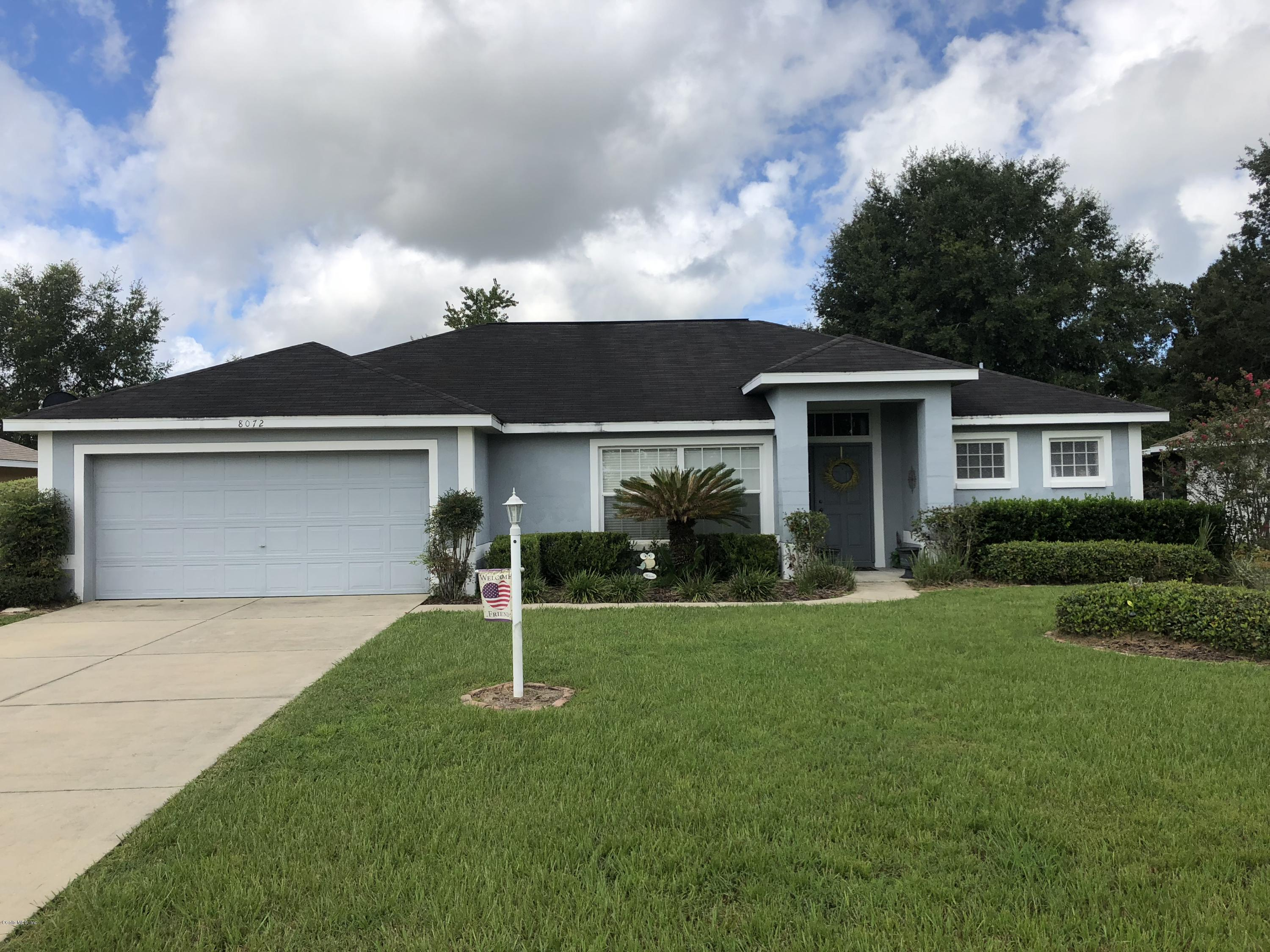 8072 SW 62ND AVENUE, OCALA, FL 34476