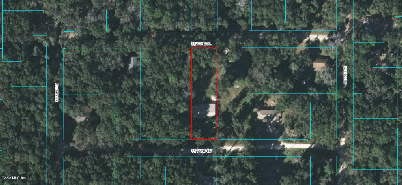 3443 SE 132ND LANE, BELLEVIEW, FL 34420