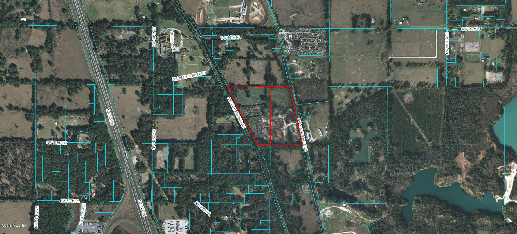 36 77 Acre Ocala, Florida Land for Sale – OHP5395 – Ocala
