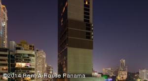 Apartamento En Alquileren Panama, Avenida Balboa, Panama, PA RAH: 14-1230