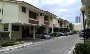 Townhouse En Alquiler En Panama, San Francisco, Panama, PA RAH: 15-1100