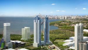 Apartamento En Alquiler En Panama, Costa Del Este, Panama, PA RAH: 16-1083