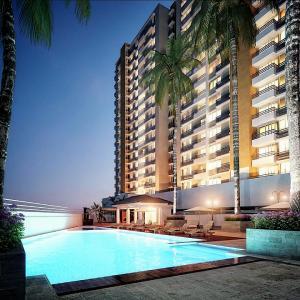 Apartamento En Alquiler En Panama, Condado Del Rey, Panama, PA RAH: 17-1593