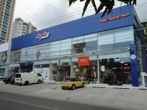 Local Comercial En Alquiler En Panama, San Francisco, Panama, PA RAH: 17-1668
