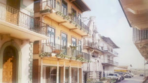 Apartamento En Alquiler En Panama, Casco Antiguo, Panama, PA RAH: 17-1836