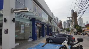 Local Comercial En Alquiler En Panama, San Francisco, Panama, PA RAH: 17-2210