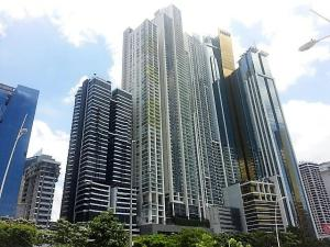 Apartamento En Alquiler En Panama, Avenida Balboa, Panama, PA RAH: 17-2434