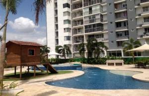 Apartamento En Alquiler En Panama, Transistmica, Panama, PA RAH: 17-3157